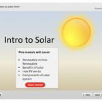 Intro to Solar Course