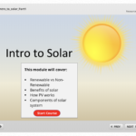 Intro to Solar Course
