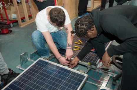 NYC Solar Schools Education